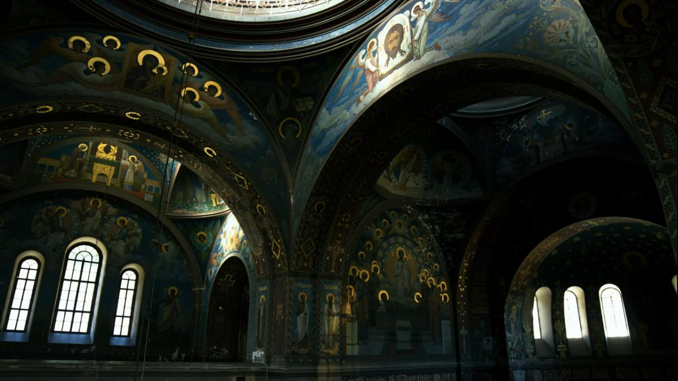 Images from another world   Orthodox in the District