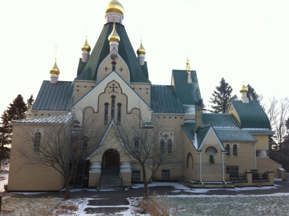 Holy Trinity Seminary and Monastery, raised to the Glory of God in 1928, is in dire need of financial assistance to make critical infrastructure repairs and restoration.