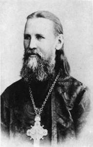 Saint John of Kronstadt (1829-1908) is one of the most beloved Russian saints to whom thousands would come seeking his ascetic and pastoral advice. He served most of his life at St Alexander Nevsky's Cathedral in Kronstadt outside St Petersburg. He wrote widely on many topics, especially on the profound existential need to cultivate transcendent Christian love and forgiveness.