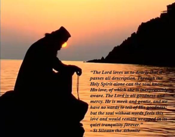 St Silouan on the love of God