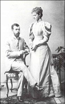Nicholas II and Alexandra 2