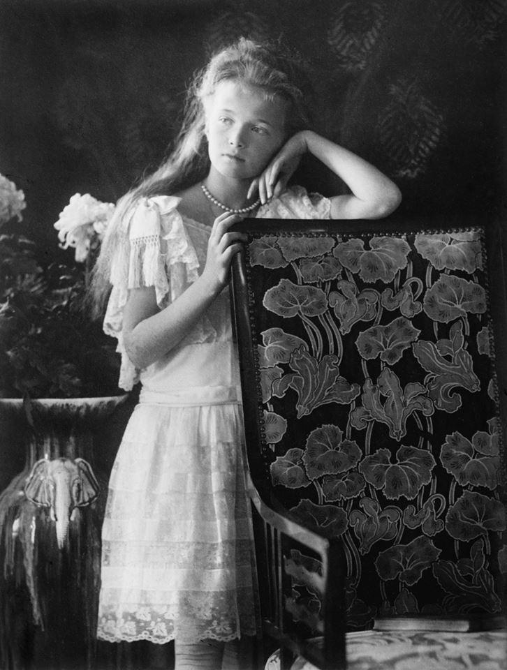 Dinastija Romanov Tsarevna-st-olga