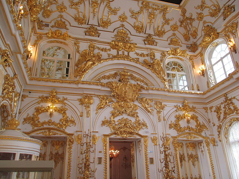 A window into Russia's past: The Imperial Chapel at the