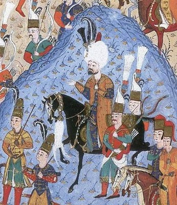 1522-Sultan_Suleiman_during_the_Siege_of_Rhodes-Suleymanname-DetailBottomRight