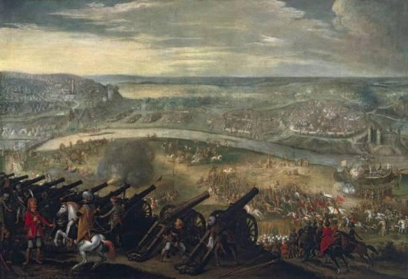 Siege_of_Esztergom_1543