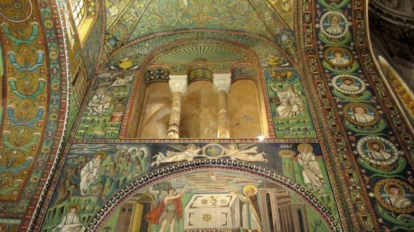 St Vitale in Ravenna