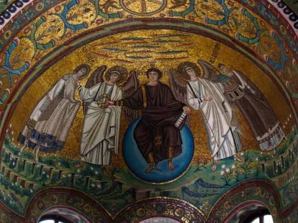 St Vitalse apse