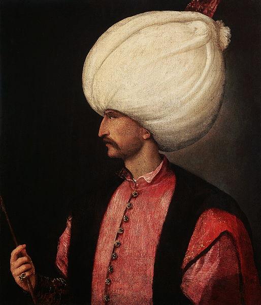 Suleiman-portrait-Titian-1530