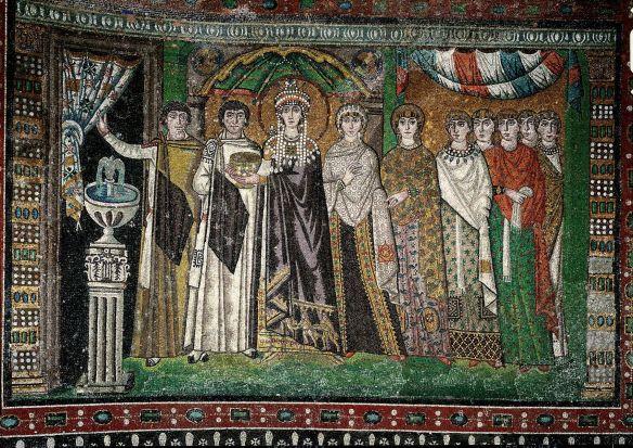 Theodora in Ravenna