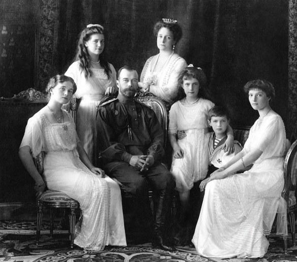 Romanovs 1913